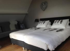Bed and breakfast Ham and Eggs Wagenberg Netherlands