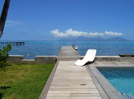 Hotel Photo: Villa Eat, Stay, Love by Tahiti Homes