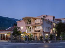 Villa Jadran Apartments Bar Montenegro