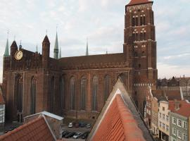 Grand-Tourist Old Town Center Apartments Gdańsk Poland