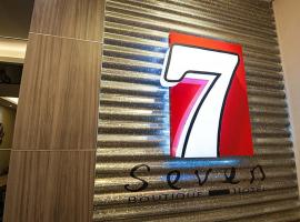 Hotel Photo: Seven Boutique Hotel