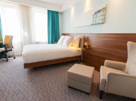 Hampton by Hilton Amsterdam Centre East,