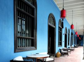 Hotel Photo: Cheong Fatt Tze - The Blue Mansion