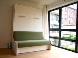 Hotel Photo: Résidence AURMAT - Apartments in Boulogne Billancourt