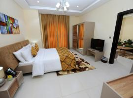 A picture of the hotel: Al Mansour Park Inn Hotel&Apartment