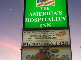 Hotel Photo: The America's Hospitality Inn