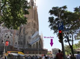 No Limit Hostel Sagrada Familia Barcelona Spain