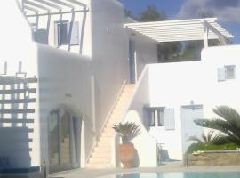 GT Luxury Suites Ornos Greece
