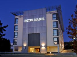 Hotel near  Ronchi Dei Legionari  airport:  Hotel Major