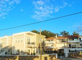 Thasos Blue Apartments Prínos Greece