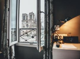 Hotel Le Notre Dame Saint Michel Paris France