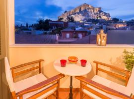 Perfect Location w/Acropolis View Athens Greece