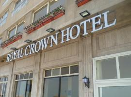Royal Crown Hotel Alexandria Egypt