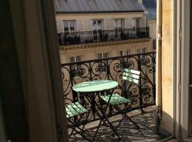 Bed and Breakfast Paris Arc de Triomphe Paris France