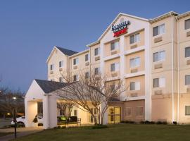 Fairfield Inn & Suites Fort Worth University Drive Fort Worth USA