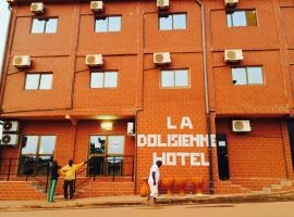 Hotel near Republic of the Congo