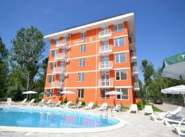 Menada Apartments in Gerber Residence Sunny Beach Bulgaria