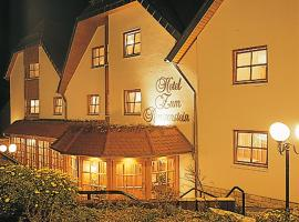 Hotel Photo: Hotel & Restaurant Zum Reussenstein