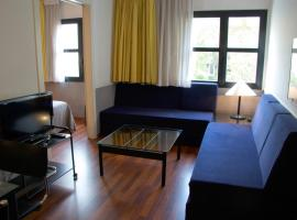 Apartamentos Descartes Barcelona Spain