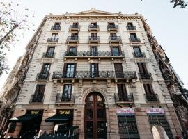 APTBCN Gran Via Guest House Barcelona Spain