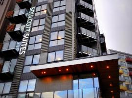 Boulcott Suites Wellington New Zealand