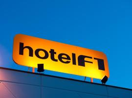 A picture of the hotel: hotelF1 Strasbourg Sud Illkirch
