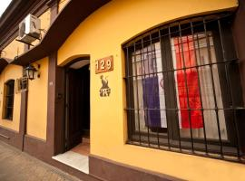 Black Cat Hostel Asuncion Paraguay
