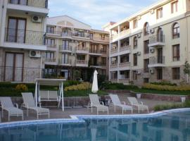 Owners Apartments in Royal Bay Residence Sveti Vlas Bulgaria