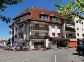 City Hotel Mark Michelstadt Michelstadt Tyskland