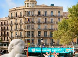 Hotel Medium Monegal Barcelona Spain