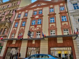 Best Western Plus Hotel Meteor Plaza Prague Czech Republic