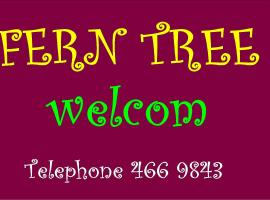 Hotel Photo: Fern Tree Bed and Breakfast