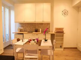 Appartement Cosy Malaussena Nice France