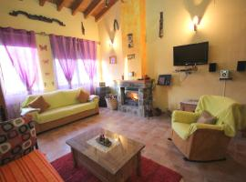 A picture of the hotel: Casa rural Luna Rosa