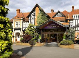 Hotel Photo: Chesford Grange - QHotels