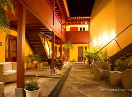 Hotel photo: Hotel Rural Casa Lugo