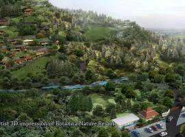Botanica Nature Resort Bitung Indonesia