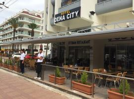 Dena City Hotel Marmaris Turkey