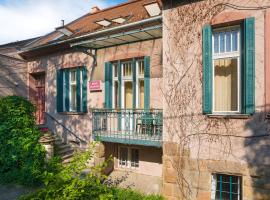 A picture of the hotel: Hotel Abel Pension Budapest