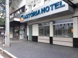 Hotel Photo: Hotel Astória Maringá