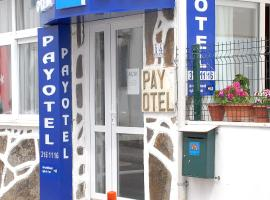 Pay Otel Bodrum City Turchia