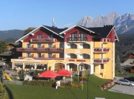 Hotel Photo: Hotel-Pension Sonneck