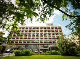Hotel Photo: Aranyhomok Business City-Wellness-Hotel