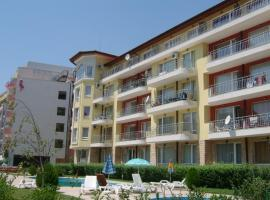 Hotel photo: Bulgarienhus Sunny Gardens Apartments