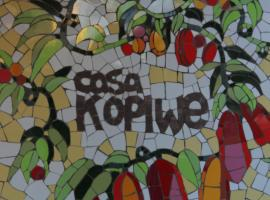Casa Kopiwe Bed & Breakfast Santiago Chile