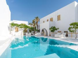 A picture of the hotel: Santorini Crystal Blue