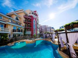 Menada Apartments in Messembria Resort Sunny Beach Bulgaria