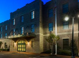Residence Inn Savannah Downtown Historic District Savanna United States