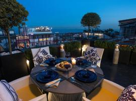 Hotel photo: Istanbul Irini Seaview House