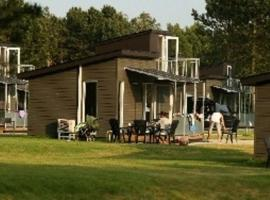 Feddet Camping & Cottages Faxe Denemarken
